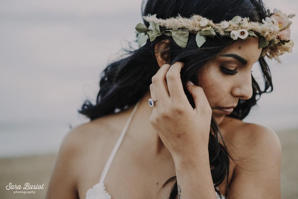 Beach Wedding Trucco sposa Trieste Federica Miani Mianimakeup