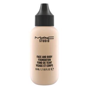 Come truccare la pelle secca Face and Body MAC
